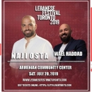 Entertainment @ Lebanese Festival Toronto 2019,
