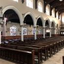 Church Open at 15% capacity