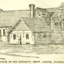 History of Our Lady of Lebanon Church buildings