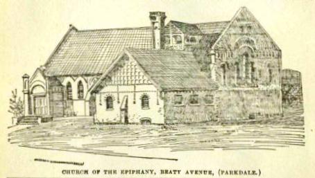 old church epiphany sketch